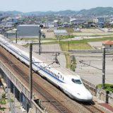 N700系新幹線電車「のぞみ」、山陽新幹線・岡山~相生間