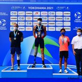 PTS4 宇田選手表彰式