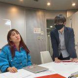 プロデューサーの冨山雄一が、「くれぐれも顔」してます!!!!