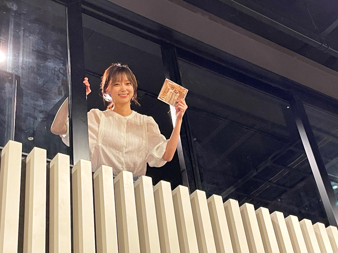 『BAN』タイプAのCDと吉田悠希