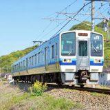 213系電車・普通列車、宇野線(宇野みなと線)・八浜~常山間