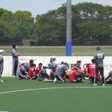 ブラインドサッカー男子日本代表 強化合宿