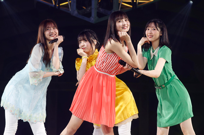 乃木坂46「9th YEAR BIRTHDAY LIVE~4期生ライブ~」