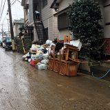 2019年の台風19号の影響で川崎市内では「内水氾濫」により、多くの住宅が浸水した