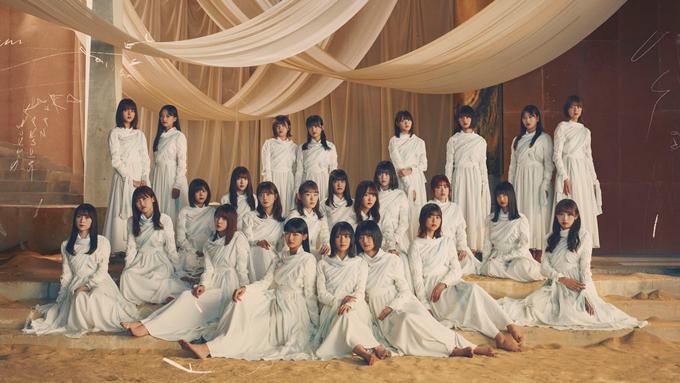 櫻坂46『BAN』キービジュアル     (C)Seed & Flower LLC
