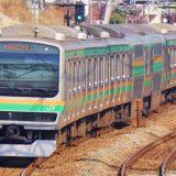 E231系電車・普通列車、東海道本線・川崎~横浜間