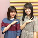 尾関梨香、松田里奈(※2019年7月28日放送分収録時の写真)