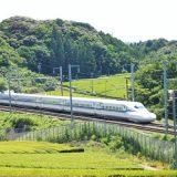 N700S新幹線電車「のぞみ」、東海道新幹線・静岡~掛川間