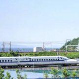 N700S新幹線電車「のぞみ」、東海道新幹線・豊橋~三河安城間