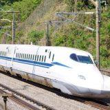 N700S新幹線電車「のぞみ」、東海道新幹線・小田原~新横浜間