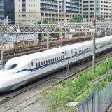 N700S新幹線電車「のぞみ」、東海道新幹線・東京~品川間