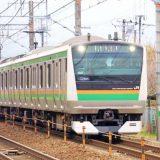 E233系電車・普通列車、東海道本線・三島~沼津間
