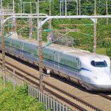 N700S新幹線電車「のぞみ」、東海道新幹線・三河安城~豊橋間