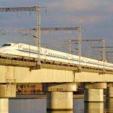 N700A新幹線電車「のぞみ」、山陽新幹線・西明石~姫路間