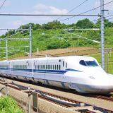N700S新幹線電車「のぞみ」、東海道新幹線・掛川~静岡間