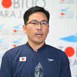 上垣匠監督(写真提供:JPSF・JSFP)