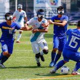 タイ戦(写真提供:日本ブラインドサッカー協会/鰐部春雄)