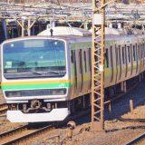 E231系電車・普通列車、東北本線・尾久~上野間