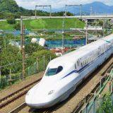 N700S新幹線電車「こだま」、東海道新幹線・静岡~掛川間