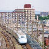 N700系新幹線電車「さくら」、山陽新幹線・新大阪~新神戸間
