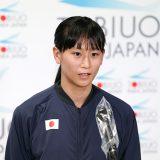 福井香澄選手(写真提供:JPSF・JSFP)