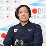 由井真緒里選手(写真提供:JPSF・JSFP)