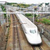 N700系新幹線電車「のぞみ」、東海道新幹線・三河安城~名古屋間