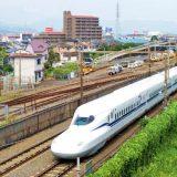 N700S新幹線電車「ひかり」、東海道新幹線・新富士~静岡間
