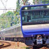 E235系電車・普通列車、横須賀線・北鎌倉~鎌倉間