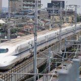 N700A新幹線電車「のぞみ」、東海道新幹線・品川~新横浜間