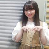 櫻坂46 守屋麗奈 ※2020年7月19日放送分収録時の写真