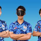 左から吉田麻也選手、川村怜選手、熊谷紗希選手 (C)日本サッカー協会