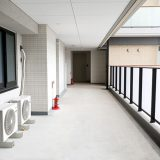 廊下(C)Tokyo 2020