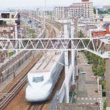 N700系新幹線電車「みずほ」、山陽新幹線・新大阪~新神戸間