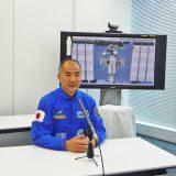 インタビューはJAXA東京事務所で行われた(7月12日撮影)