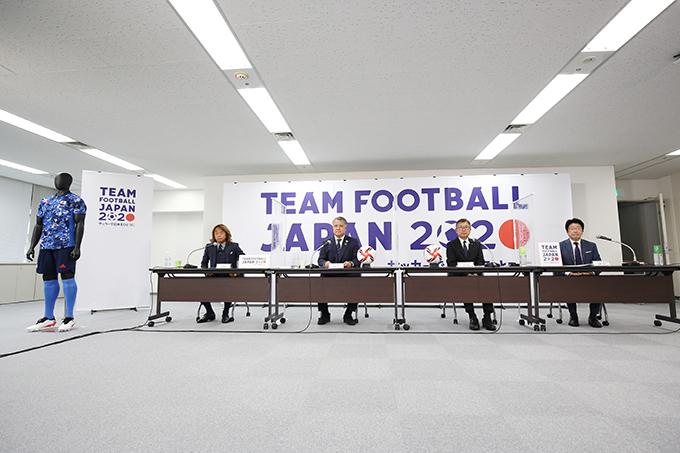 (C)日本サッカー協会