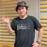 ASKAのTシャツを着る松陰寺太勇