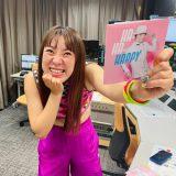 ハッピーボーイすぎる田原俊彦さんに会ったフワちゃん!! やっぱスターは凄い!!!!
