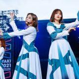 櫻坂46『W-KEYAKI FES.2021 DAY-1』カメラ:上山陽介