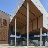 複合施設(C)Tokyo 2020