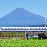 N700S新幹線電車「のぞみ」、東海道新幹線・三島~新富士間