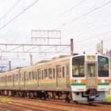 211系電車・普通列車、東海道本線・富士川駅