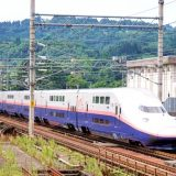 E4系新幹線電車「Maxとき」、上越新幹線・長岡~浦佐間