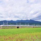 N700S新幹線電車「こだま」、東海道新幹線・三島~新富士間