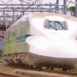 N700A新幹線電車「のぞみ」、東海道新幹線・三島~新富士間