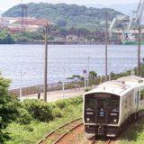 BEC819系電車「DENCHA」・普通列車、筑豊本線・藤ノ木~若松間