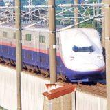 E4系新幹線電車「Maxとき」、上越新幹線・浦佐~越後湯沢間