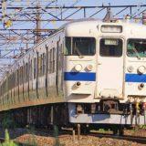 415系電車・普通列車、鹿児島本線・九州工大前~西小倉間