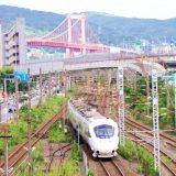 885系電車・特急「ソニック」、鹿児島本線・戸畑~九州工大前間