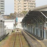 筑豊本線・若松駅
